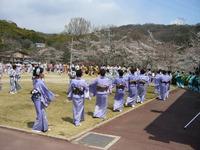 摂津峡桜公園到着.JPG